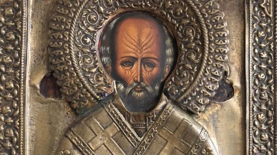 Продать старинную икону