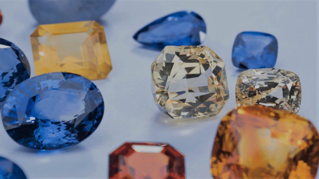 оценка драгоценных камней