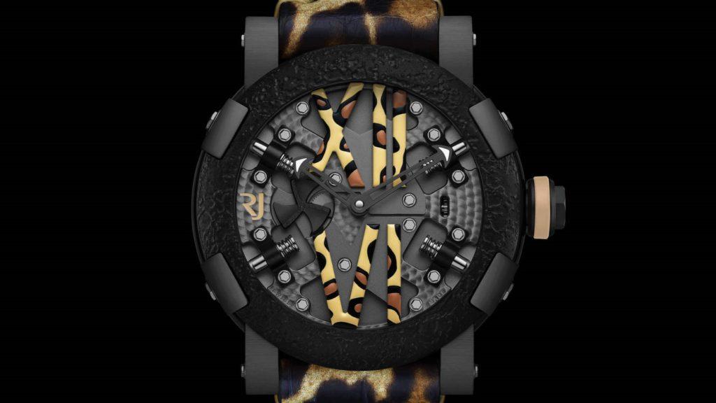 продать часы Romain Jerome