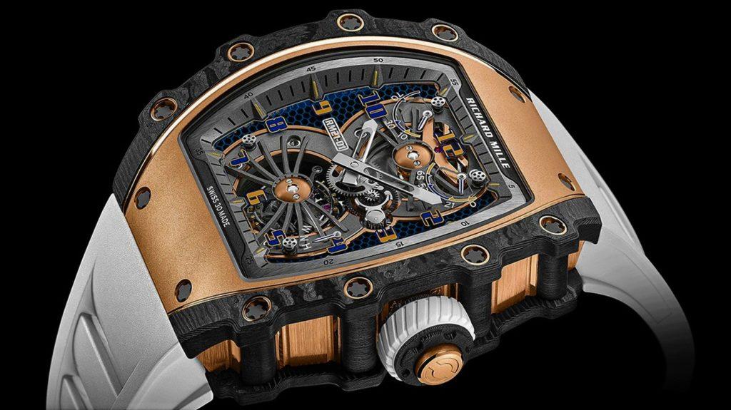 продать часы Richard Mile