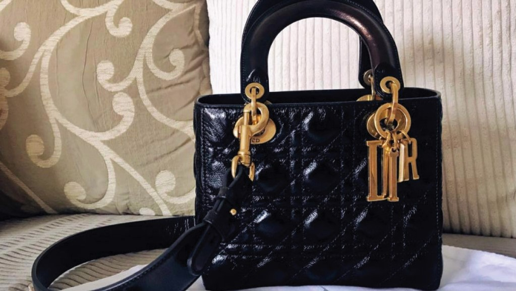 продать сумку Dior